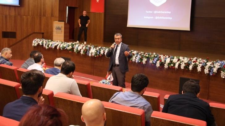 GAİB'te Dijital Dönüşüm, E-Ticaret ve E-İhracat Eğitimi büyük ilgi gördü