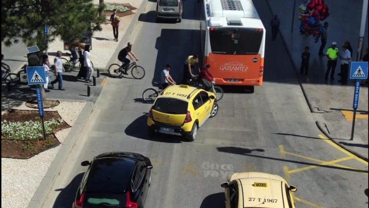 Sürücü ve yayalara ceza yağdı