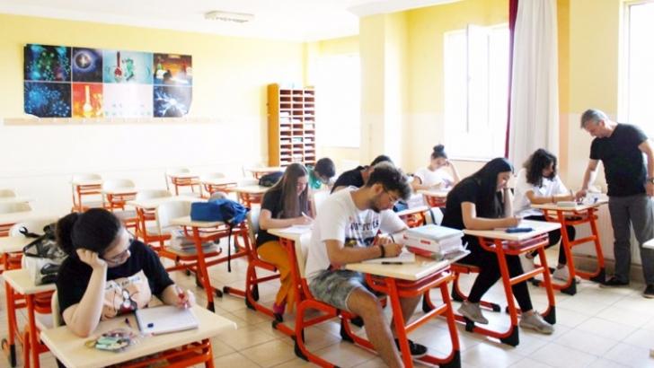 Seçkin'de sınava hazırlık kursu
