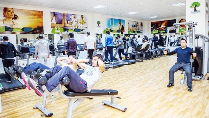 Spor merkezlerinde bilinçli spor yapın