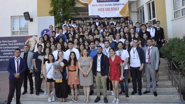 Gaziantep Kolej Vakfı II. Ulusal Forumu başladı