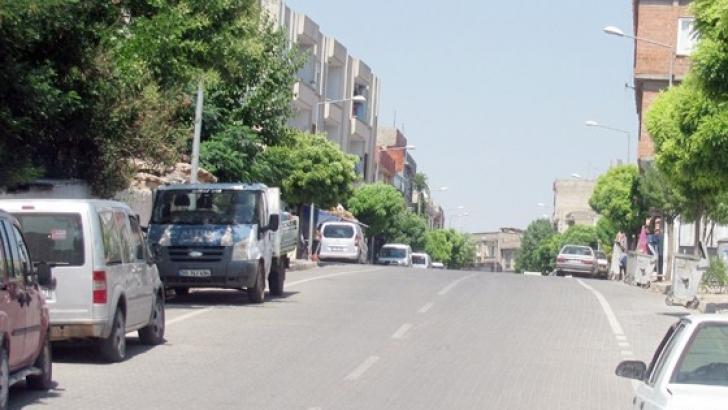 Araban'da aşırı sıcaklar sokakları boşalttı