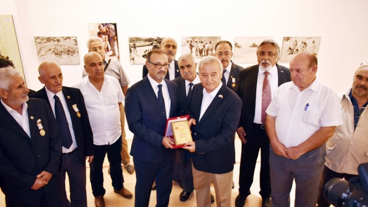 KURTAR ÇAKIN'IN OBJEKTİFİNDEN 45'INCİ YILINDA KIBRIS