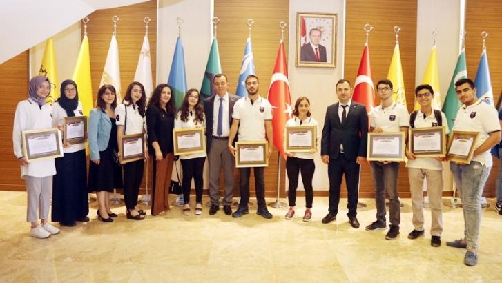 Özel Deva Okulları YKS'de İl 1.si