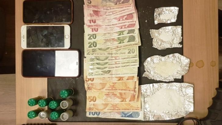 Uyuşturucu operasyonu: 1 tutuklama