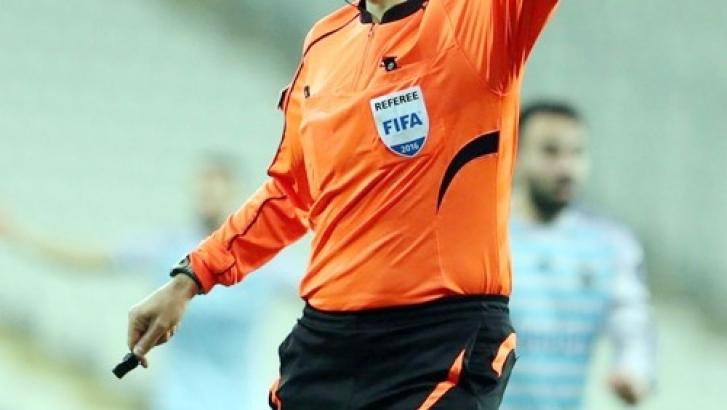 Gazişehir-Fenerbahçe maçının hakemi açıklandı