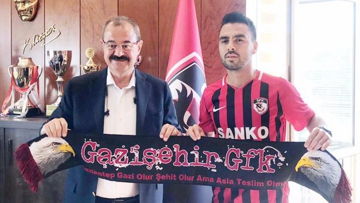 Furkan Soyalp Gazişehir'de