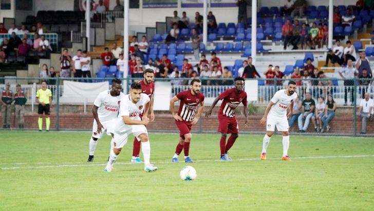 Gazişehir hazırlık maçını kazandı