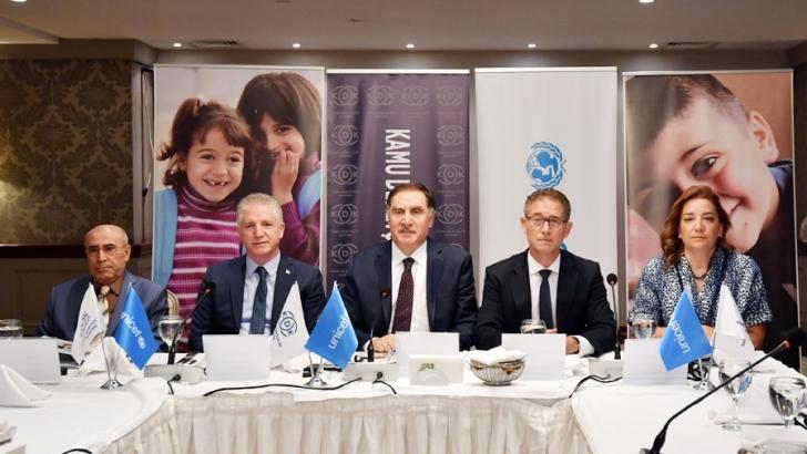 Çocuk haklarının yerel düzeyde korunması toplantısı yapıldı