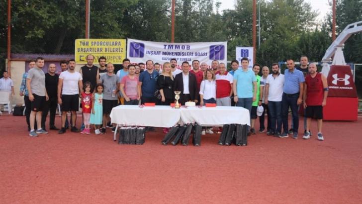 İMO'dan Streetball Turnuvası
