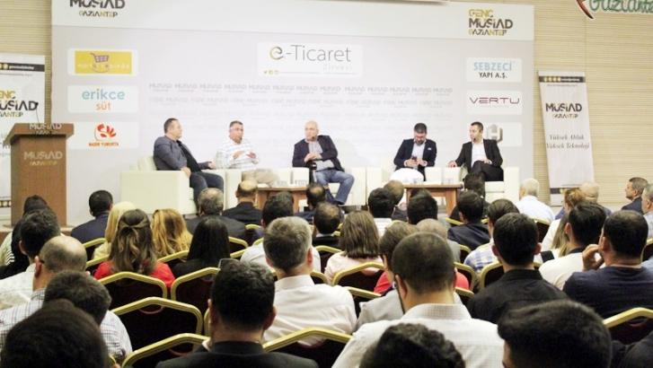 MÜSİAD'dan 'E-Ticaret' zirvesi