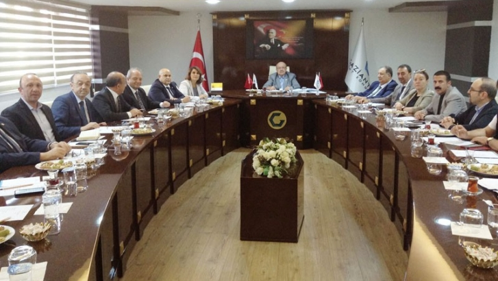 Kent Konseyi'nden Barış Pınarı Harekâtına tam destek