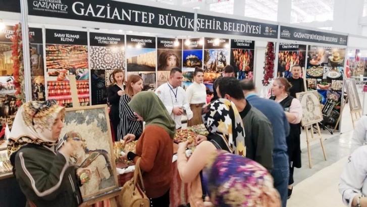Şanlıurfa'da Gaziantep'in tarihi ve kültürü tanıtıldı