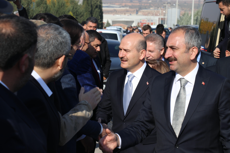 Bakan Gül'den yargı reformu değerlendirmesi