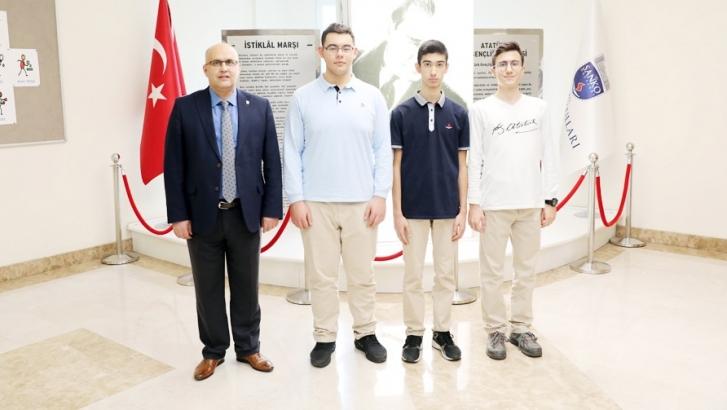 SANKO Okulları Türkiye finalinde