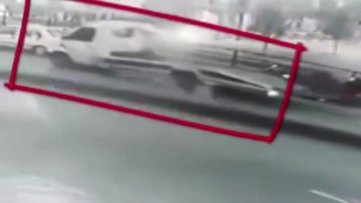 Çekici ile otomobil hırsızlığı