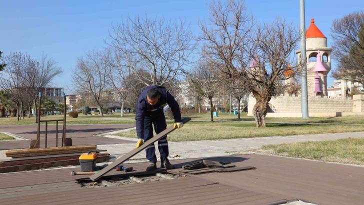 Büyükşehir, bahar temizliği için kolları sıvadı