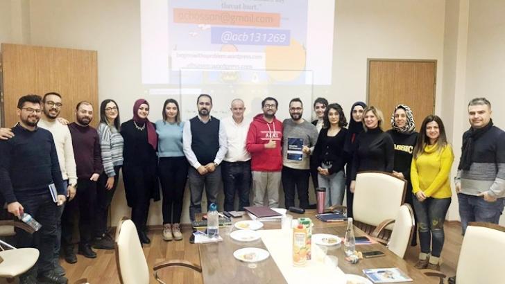 HKÜ'den öğretmen eğitimi semineri