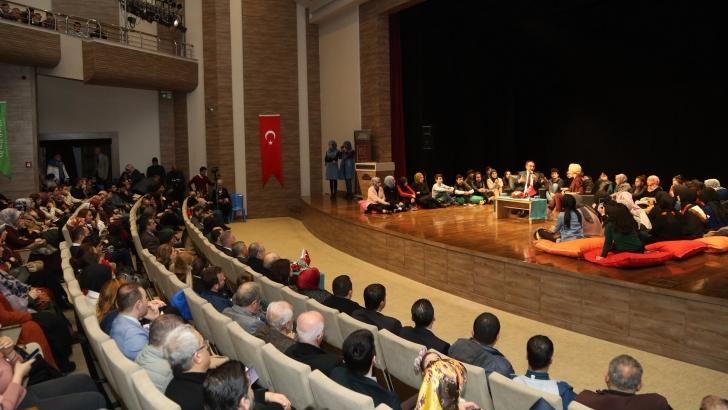 """BÜYÜKŞEHİR'DEN """"ŞÜHEDANIN EMANETİ GAZİANTEP"""" SÖYLEŞİSİ"""