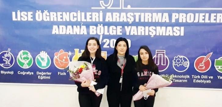 SANKO OKULLARI FİNALLERDE