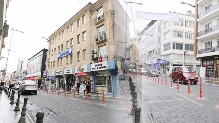 Karagöz, Gaziler, İnönü ve Hoşgör trafiğe kapatılıyor
