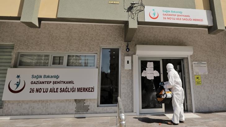Şehitkamil Belediyesi boş durmuyor
