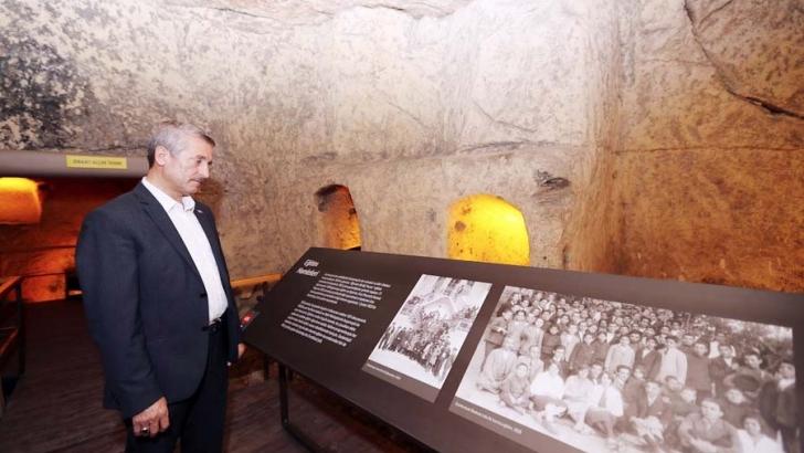 Tahmazoğlu, müzeler haftasını kutladı