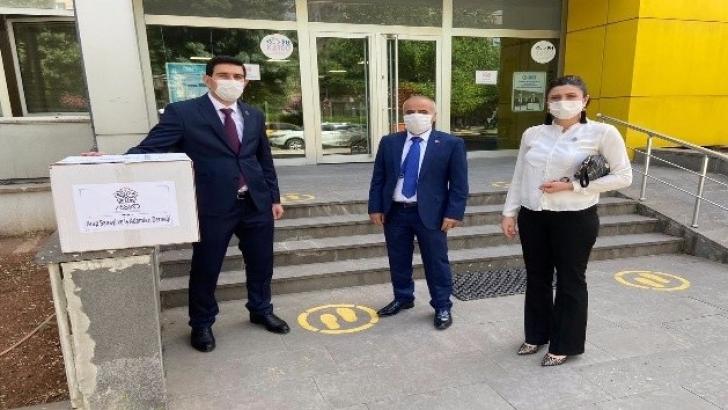 ASSİAD 50 bin maske dağıtımı yaptı