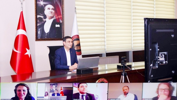 GSO ve GAGİAD arasında konferans