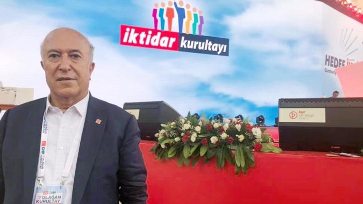 "PERİ, ""DELEGEMİZİN İRADESİ TECELLİ ETTİ"""