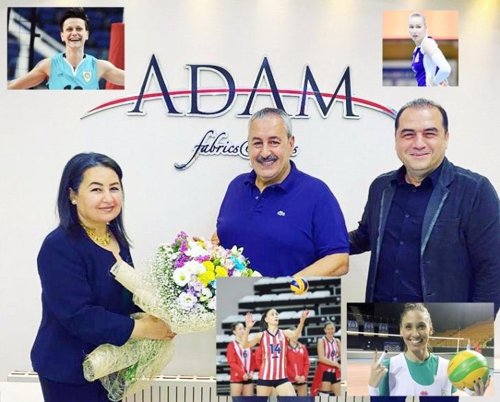 ADAM VOLEYBOL'DAN TRANSFER ATAĞI