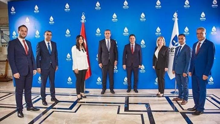 """Başkan Kaya, """"Hep birlikte Gaziantep'e hizmet edeceğiz"""""""