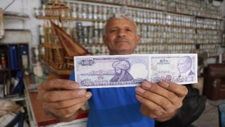 Ayasofya silüetli parayı Cumhurbaşkanı'na gönderecek