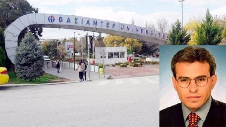Gaziantep Üniversitesi'nin yeni rektörü Arif Özaydın