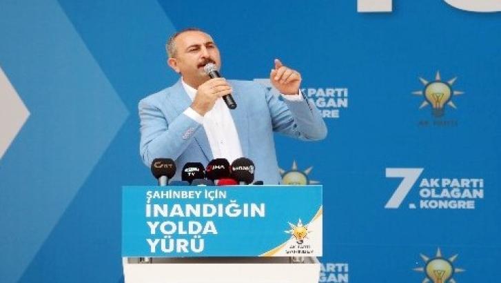 "Gül, ""AK Parti 83 milyonun partisidir"""