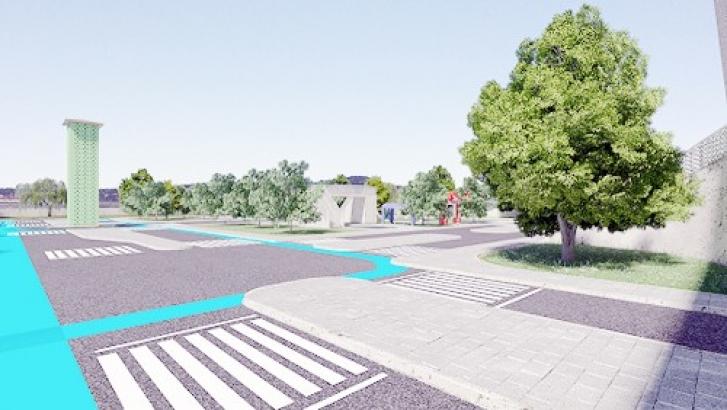 Şehitkamil'de trafik bilincini artıracak yatırım