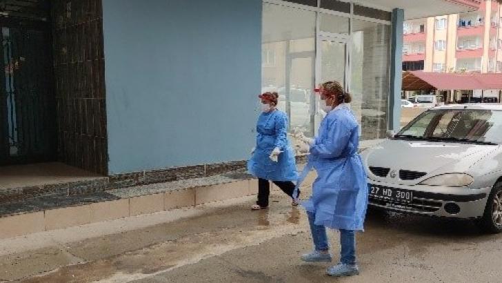 Filyasyon ekiplerinden özverili çalışma