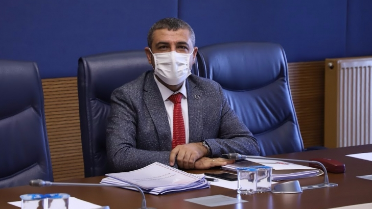 TAŞDOĞAN, YORULMADAN 'GAZİANTEP' DİYOR