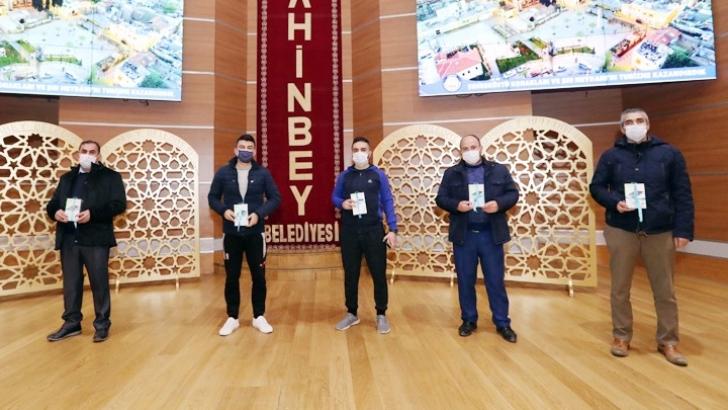 Şahinbey Belediyesi ödüllendiriyor