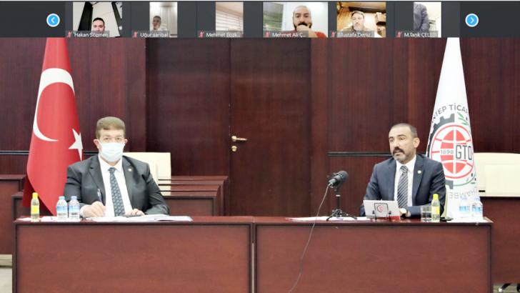 GTO'da genişletilmiş meclis toplantısı