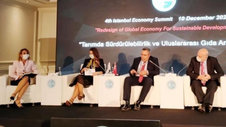 Sürdürülebilir kalkınma için küresel ekonomi ele alındı