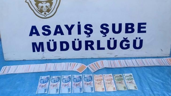 Gaziantep'te derneğe kumar baskını