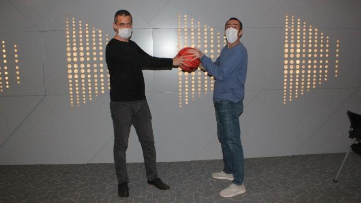 20 yıllık basketbol hayali beyin piliyle gerçekleşti