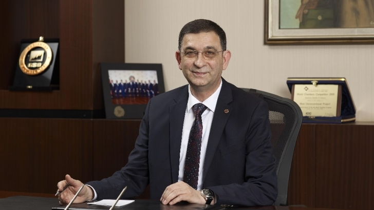 GSO Başkanı Adnan Ünverdi'den 8 Mart mesajı