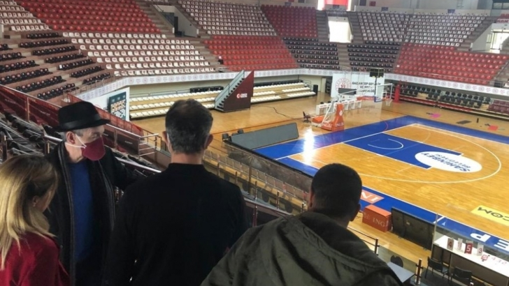 Gazi kentte kareta şampiyonsu hazırlıkları sürüyor