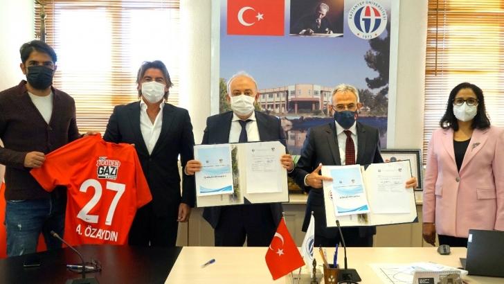 "Özaydın: ""Gaziantep'i olimpiyat merkezi yapacağız"""