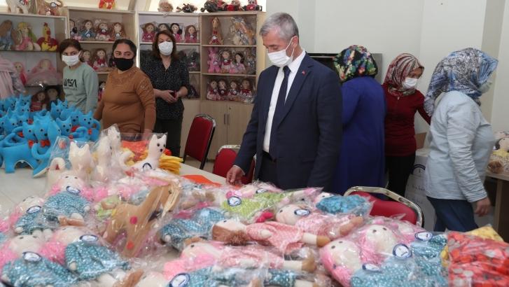 Şahinbey'den çocuklara 23 Nisan armağanı