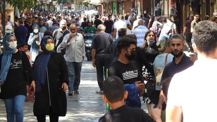 Gaziantep'te korkutan görüntüler