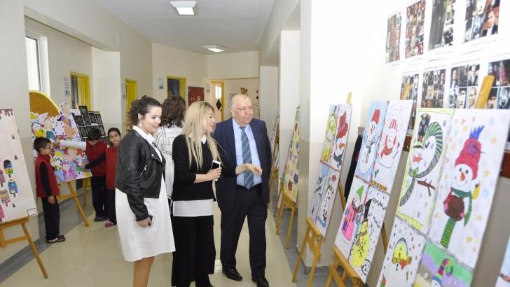 GKV'de 40 eserden oluşan sergi açıldı