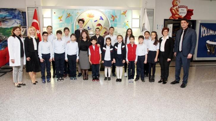Sanko'nun 16 öğrencisi finallerde